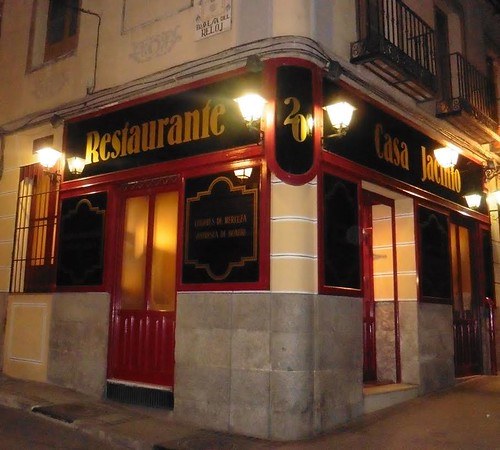 Restaurant La Fontana Javea