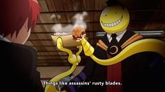 Ansatsu Kyoushitsu (Assassination Classroom) 03 - 23