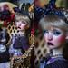 Gryffin & roses by Koala Krash