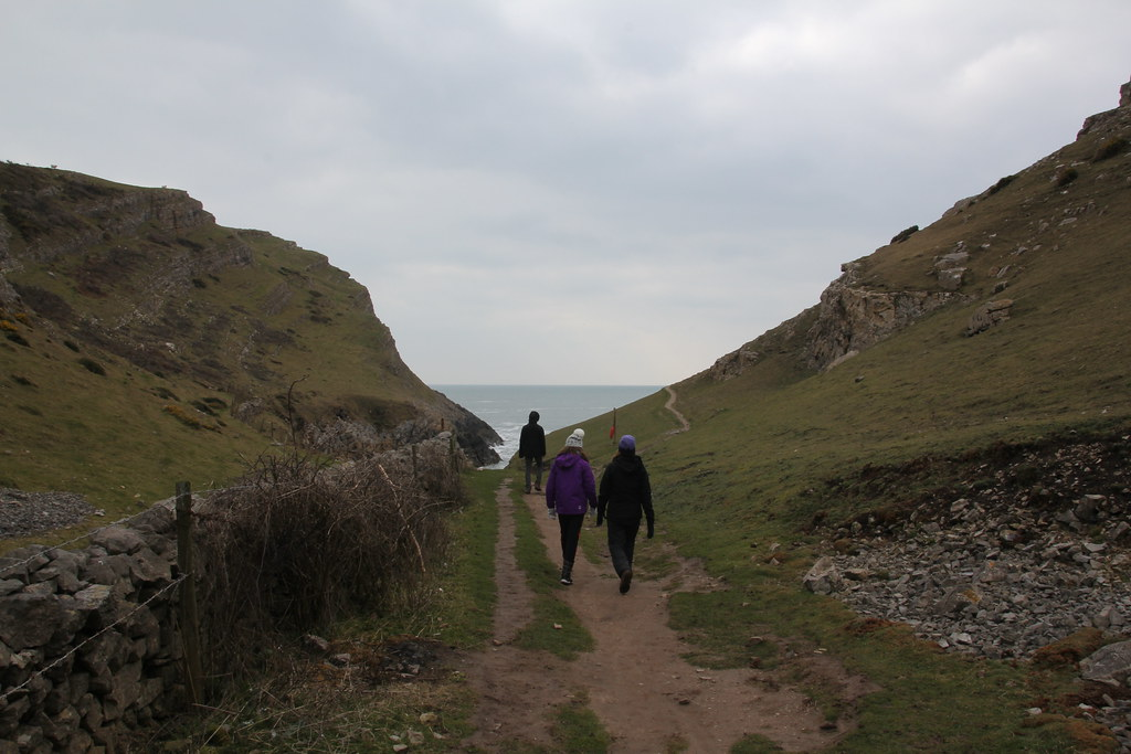 fall bay, gower, mewslade bay, Rhossili, Rhossili Down, The Beacon, Worms Head, pitton cross, opus camper