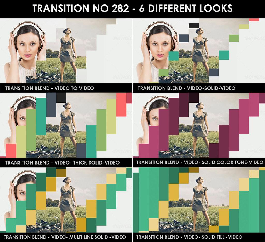 Transitions - 8