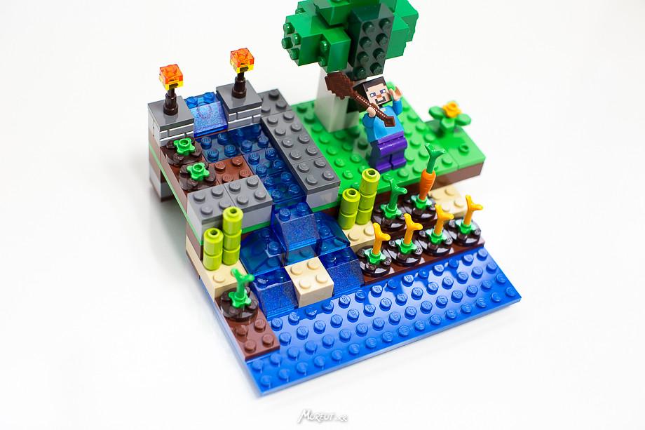 lego minecraft 21115