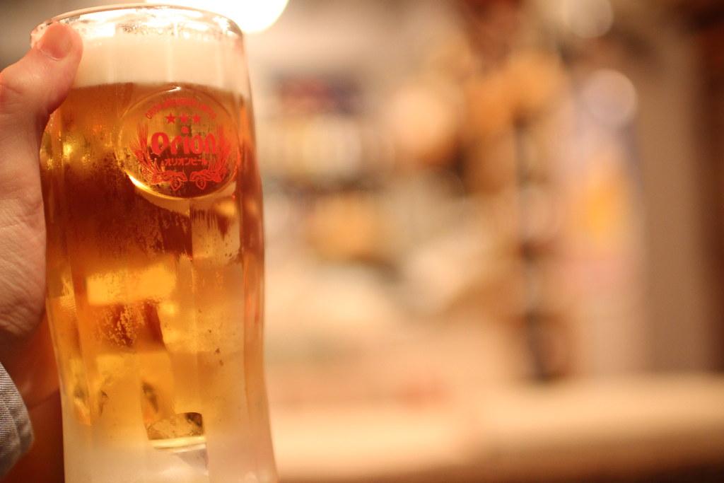 沖縄料理 琉央(リオ)_オリオンビール