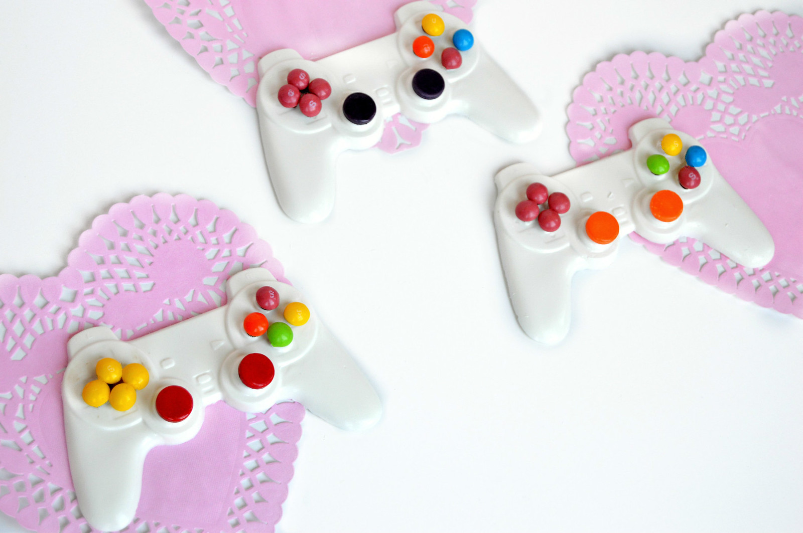 game controllers 4