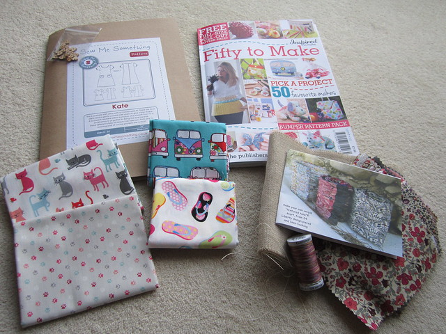 Sewing for Pleasure haul (2)
