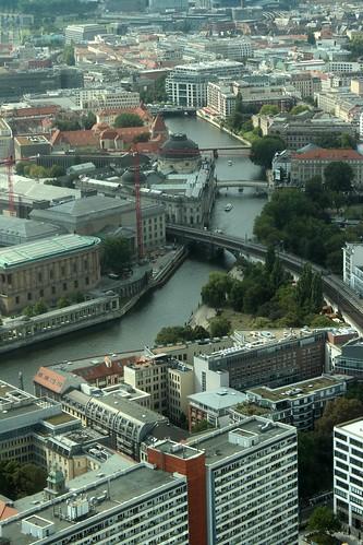 Torre da televisão - Berlim