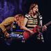 Sleater-Kinney - Performance by sarah bastin / redbookprojekt