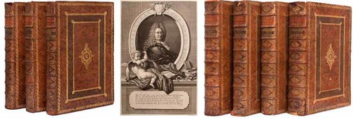 Van Mieris and Van Loon on Dutch Medals