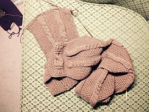 New test knit
