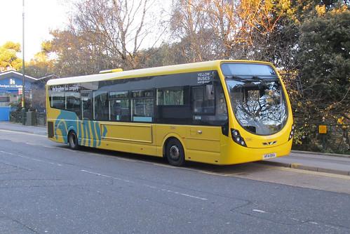 SC869 Yellow Buses