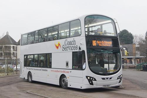 Coach Services CS63 BUS