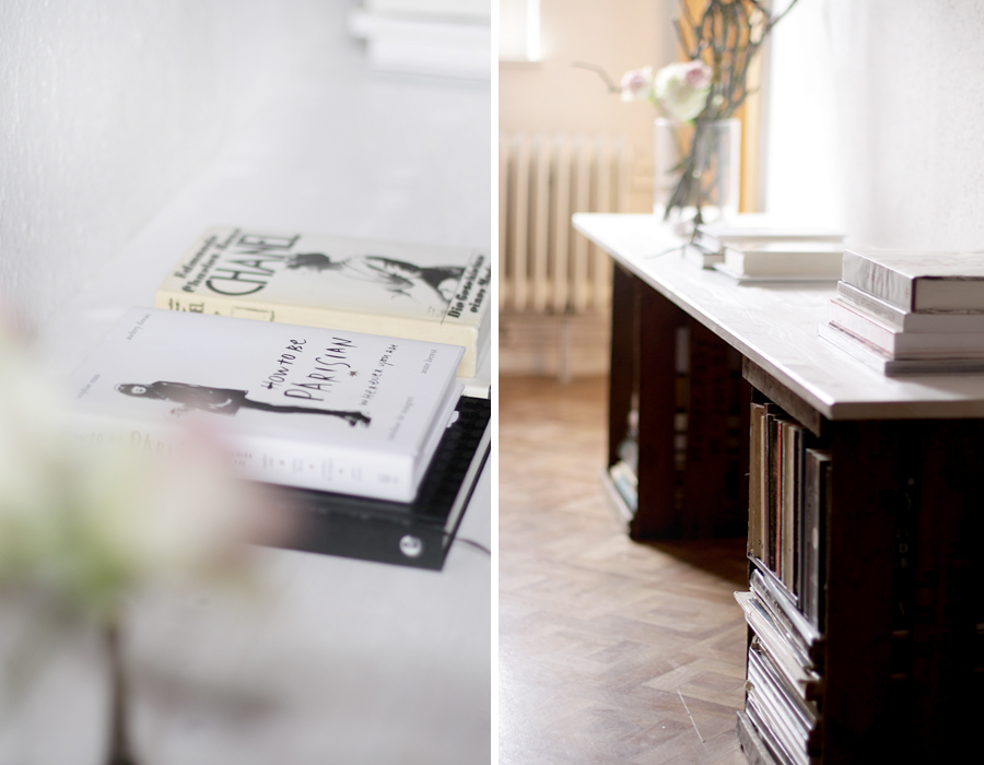 DIY sideboard weinkisten white boad regal ablage shabby chic industrial selfmade home decor styling lifestyle blogger lifestyleblogger germany books zuhause decor do it yourself couch magazine style 7