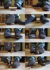 Dress Shoes Crushing (Video!)