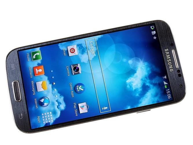 Giao diện TouchWiz Nature UX của Galaxy S4