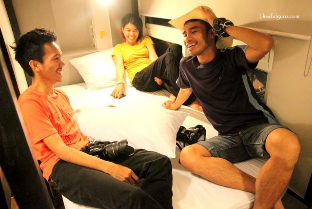 Z Hostel Makati Dorm Room