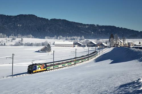 train zug express re trein sob 456 rothenthurm vae ktu südostbahn voralpen schweizerische voralpenexpress sudostbahn suedostbahn altmatt re456