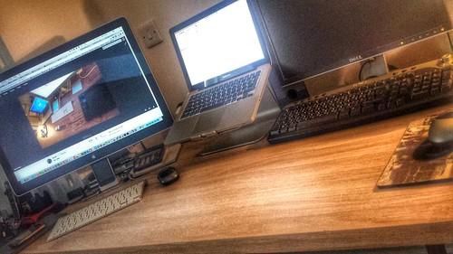 Desk (March 2015)