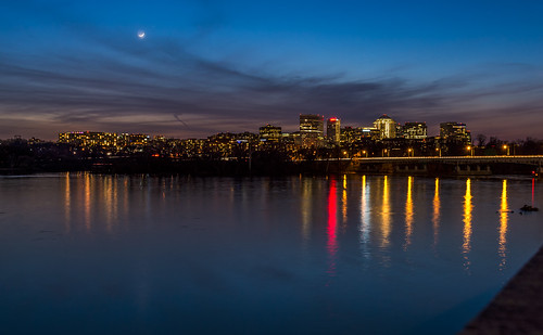 Night Over Rosslyn by Geoff Livingston