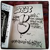 ☆☆☆ sketch ☆☆☆ #flop #paristonkarmagazine #art #stickers #streetart #graffiti #writer #artistes #stencil #painting #art #urban #sketch #lettering  #tag #throwup #drawings #vandale #vandalism #hiphop #ville #writing