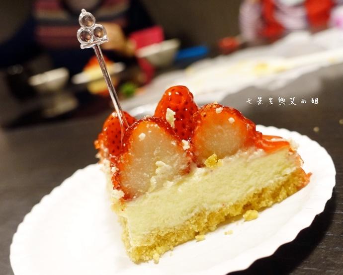 9 高仕蛋糕 Kaoshieh 草莓高鈣乳酪