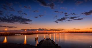 St Kilda Pier from Boat Ramp