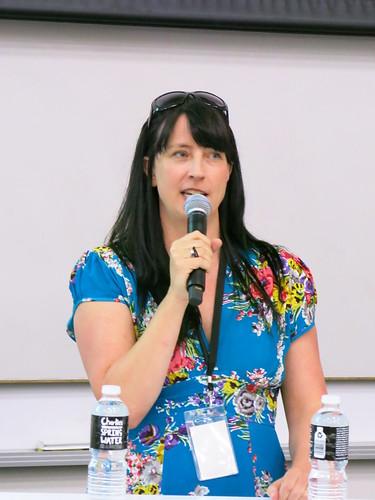 WORD Christchurch literary director Rachael King