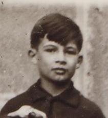 Marcel Callo enfant