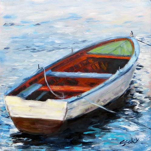 West Coast Rowboat