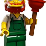 LEGO The Simpsons Willie