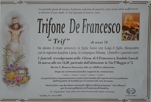 Trifone De Francesco