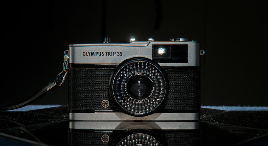 CCR - Review 6 - Olympus Trip 35