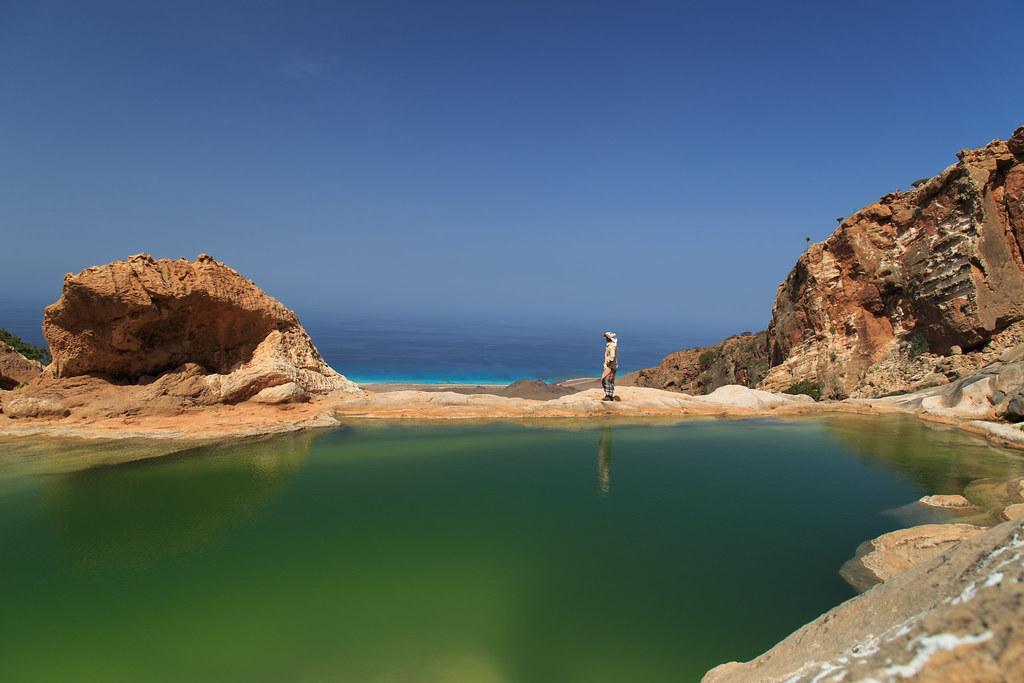 Homhil Plateau & Arabian Sea