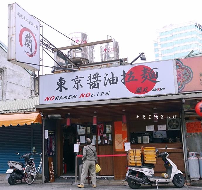 1 鷹流東京醬油拉麵蘭丸 Hello Kitty 涮涮鍋