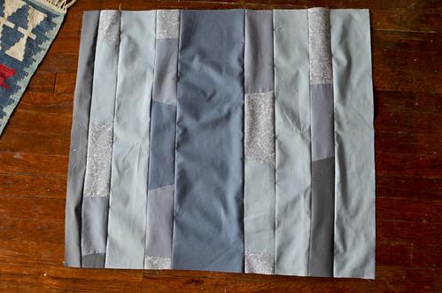 1 - Fabric Square