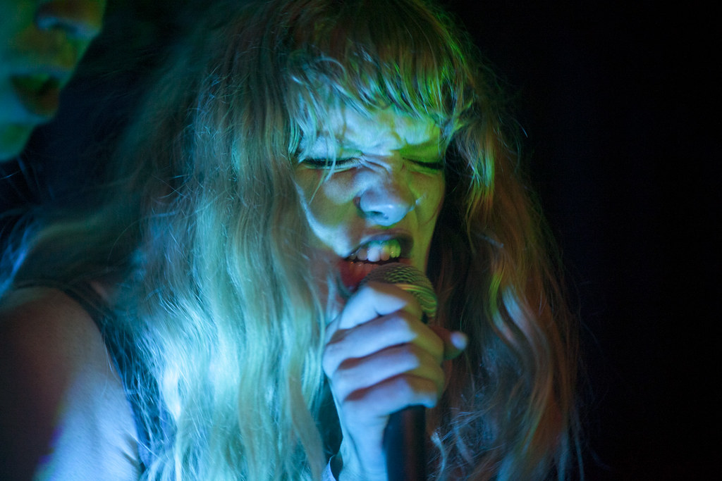 Icky Blossoms | Red Eyed Fly | SXSW | March 21, 2015