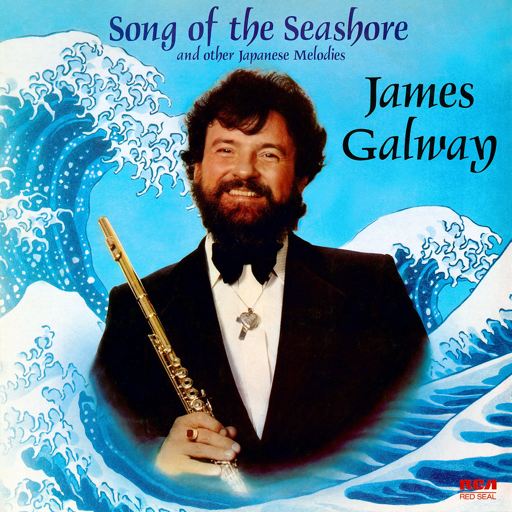 James Galway - Song of the Seashore
