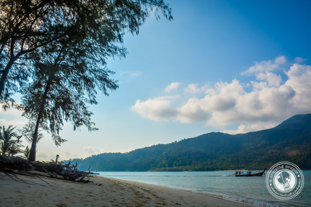 Beach at Koh Lipe Thailand