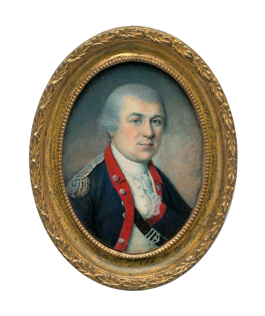 General Henry Knox by Charles Willson Peale, 1778