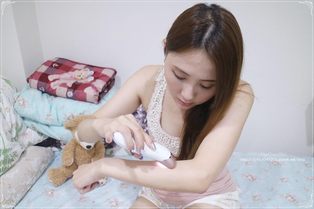 飛利浦全方位奢華嬌寵美體刀 (20)