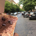 Tiramisu - founding city is Rome