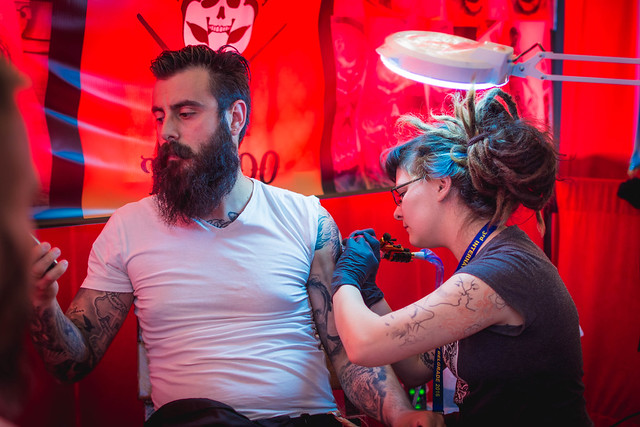 Belgrade Tattoo Convention '16.