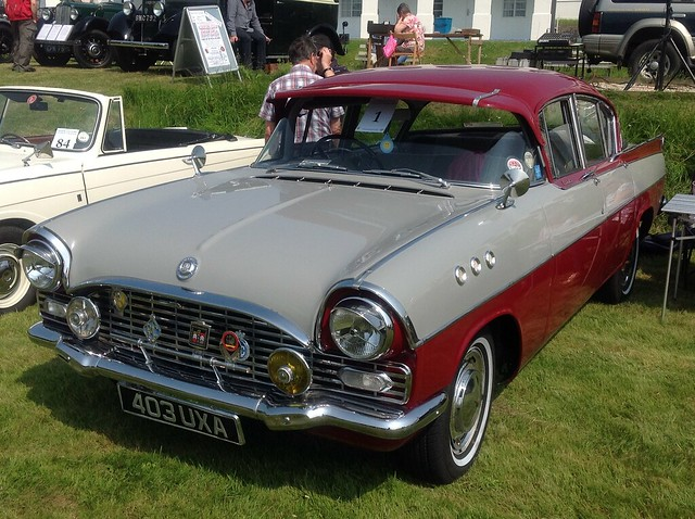 Vauxhall Cresta (1960)