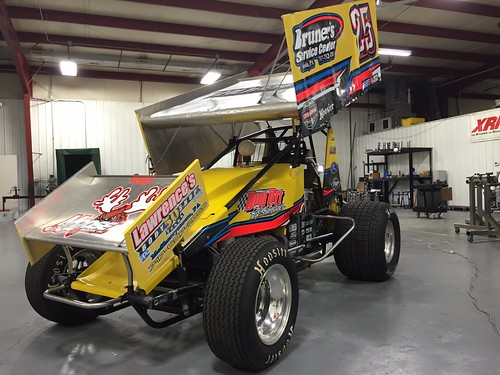 iRacing 410 Dirt Sprint Car