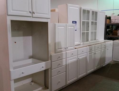 Kitchen Cabinet Set (2of2) $1800