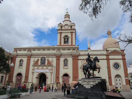 Loja: la Iglesia San Francisco