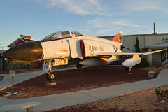 Saxon Aerospace Museum, Boron, CA, USA. 29-2-2016