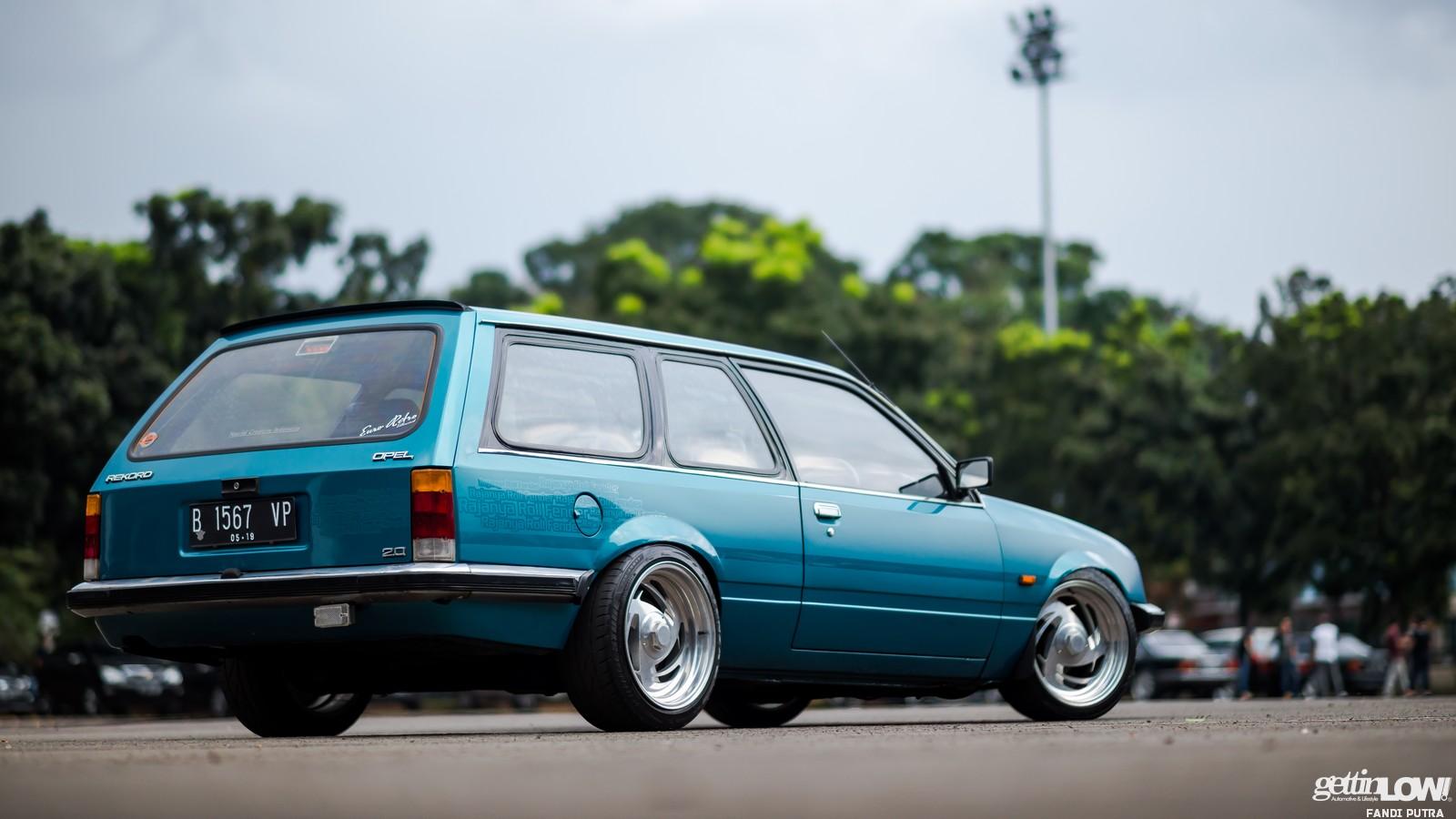 RajaRollFender Opel Rekord