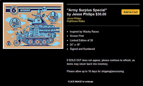 Army Surplus 6 on Sale Now by 1SHTAR