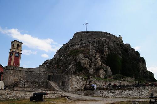 Palaio Frourio - Corfu Old Fortress