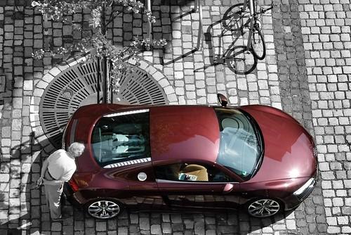 Audi R8 V10 by lambo_photo